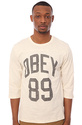 Men's The Triple Double Knit in Natural, Tops