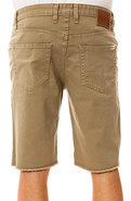 Men's The Gripper Twill Shorts in Khaki, Shorts