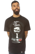 Men's The DZT Electric Tee in Black, T-shirts