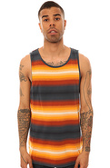 Men's The Glenway Tank Top in Midnight Navy, Tank