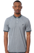 Men's The Lyle Polo in Blue, Polos