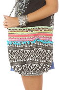 Women's The Zuma Printed Bag in Multi, Bags (Handb