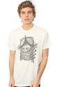 Men's The IV TC Tee in Optic White, T-shirts