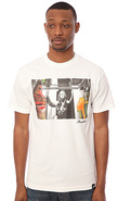 Men's The Fridge Tee in White, T-shirts