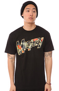 Men's The Montalban Tee in Black, T-shirts