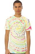Men&#39;s The Interiors Tee in Acid Blast, T-shirts
