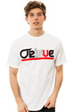 Men&#39;s The Is You Tee in White, T-shirts