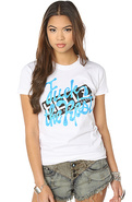 Women's The F' the Rest Tee in White, T-shirts