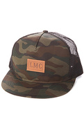 Men&#39;s The Hercules Trucker Cap in Camo, Hats