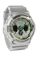 Men's The GA 200 Watch in Grey & Green, Watches