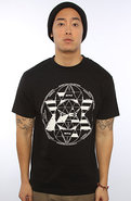Men&#39;s The Constitution of Scvle Tee in Black, T-sh