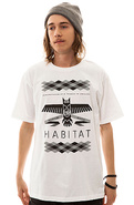 Men's The Mantle T-Shirt in White, T-shirts