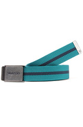 Men's The Striper Web Belt in Tidal Bore, Belts