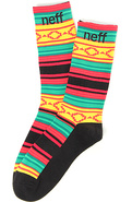 Men's The Native Socks in Multi, Socks