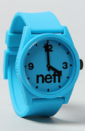 Men's The Daily Watch in Cyan, Watches