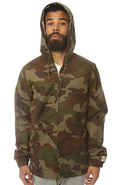 Men's The Recluse Jacket in Camo, Jackets