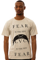 Men&#39;s The Fear, The New Black Tee in Sand, T-shirt