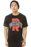 Men's The Ohio Rock Tee in Black, T-shirts