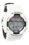 Men's The G-Lide Winter Watch in White, Watches