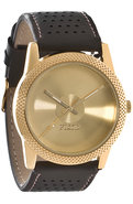 Unisex&#39;s The Midnight Watch in Gold, Watches