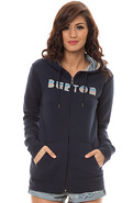 Women's The Gravity Basic Hoody in Eclipse, Sweats