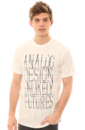 Men's The Mi Vida Tee in White, T-shirts