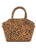 Women's The Sahara Bag in Leopard, Bags (Handbags/