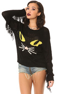 Women's The Meow Sweater, Sweaters