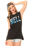 Women's The Freeze in Hell Tee, T-shirts