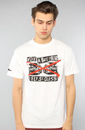 Men&#39;s The First Class Tee in White, T-shirts