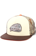 Men's The Ride Starter Snapback in Camo, Hats