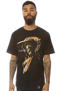 Men's The La Diss Tee in Black, T-shirts