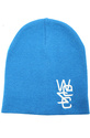 Men's The Inka Knitted Beanie in Imperial Blue, Ha