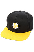 Men's The Circle Mark 6 Panel in Black and Yellow,