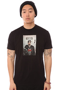 Men&#39;s The GG Allin Monroe Tee in Black, T-shirts