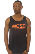 Men's The WeSC Tank Top in Dark Sapphire, Tank Top