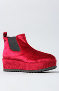 Women's The Hellsea Shoe in Red, Shoes