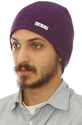 Men's The Daily Beanie in Purple, Hats