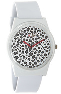 Men&#39;s The Pantone Watch in Cheetah &amp; White, Watche