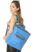 Women's The Uninvited Backpack in Ferocious Blue,