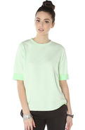 Women's The Shiloh Crewneck in Pistachio, Sweatshi