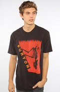 Men's The Carnivore 1991 Tee in Vintage Black, T-s