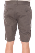 Men&#39;s The Economy Chino Shorts in Grey, Shorts