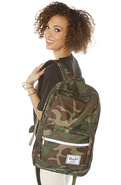 Women's The Pop Quiz Backpack In Camouflage, Bags