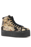 Women's The HIYA Sneaker in Cat Tapestry, Sneakers