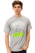 Men's The R. Dangerfield Tee in Athletic Heather,