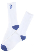 Men&#39;s The Ordained Socks in Royal Blue, Socks