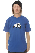 Men&#39;s The Original Panda Tee in Royal, T-shirts