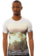 Men's The Digital Printed Crew II, T-shirts