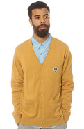 Men's The Pirate Posse Cardigan Sweater in Camel,